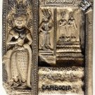 Angkor Wat Apsaras Cambodia Khmer High Quality Resin 3D fridge magnet