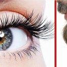 Natural Lashes Eyebrow Eyelash / BEARD Side-Burn Growth SERUM Roll-On 10ml