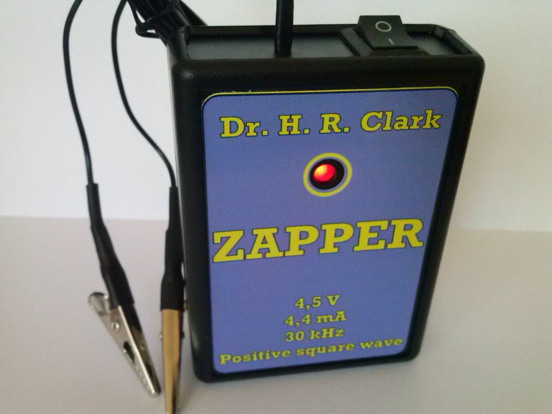 ZAPPER Dr. H. R. Clark Model DGS-116
