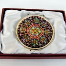Oriental Mother of pearl jewelry mirror made in korea b1