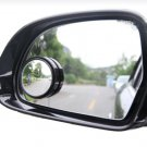 Car Auto Blind Spot Mirror Glass Convex Rear View Mirror, Pack of 2