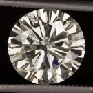 2.77ct NATURAL ROUND BRILLIANT CUT DIAMOND 3 CARAT EGL-USA CERTIFIED 9mm VG $20K