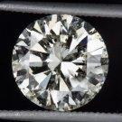 VG CUT 2.28ct ROUND BRILLIANT DIAMOND EGL-USA CERTIFIED 8.5mm NATURAL LOOSE BIG