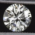 VERY GOOD CUT ROUND BRILLIANT LOOSE DIAMOND 0.67ct ENGAGEMENT COCKTAIL 5.7mm