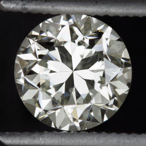 1 CARAT VINTAGE OLD TRANSITIONAL CUT DIAMOND EGL-USA CERTIFIED ENGAGEMENT 1ct