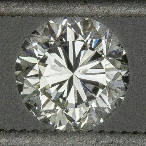0.57ct ROUND BRILLIANT CUT DIAMOND EGL-USA CERTIFIED I SI2 LOOSE 5mm+ ENGAGEMENT