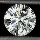 FLAWLESS GIA CERTIFIED E IF ROUND BRILLIANT CUT PERFECT DIAMOND TRIPLE EXCELLENT