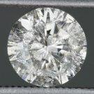 EXCELLENT CUT 1 CARAT ROUND BRILLIANT DIAMOND LOOSE NATURAL UNTREATED ENGAGEMENT