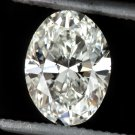 1CT GIA CERTIFIED OVAL LOOSE DIAMOND I VS2 ENGAGEMENT ONE CARAT NATURAL SHAPE