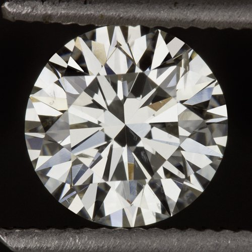 IDEAL CUT GIA CERTIFIED ROUND BRILLIANT CUT DIAMOND VERY GOOD H SI2 LOOSE 3/4ct