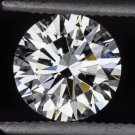 GIA CERTIFIED 0.91 CARAT G SI1 TRIPLE EXCELLENT EX CUT ROUND BRILLIANT DIAMOND