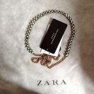 Zara woman gem-style belt BNWT 32 US