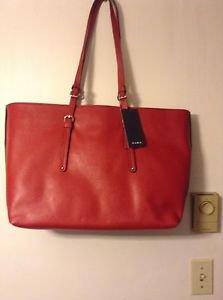 Zara Bloggers favourite Plain Tote shopper bag  BNWT Red