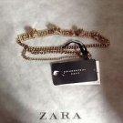Zara woman gem-style Jewel belt BNWT 32 US