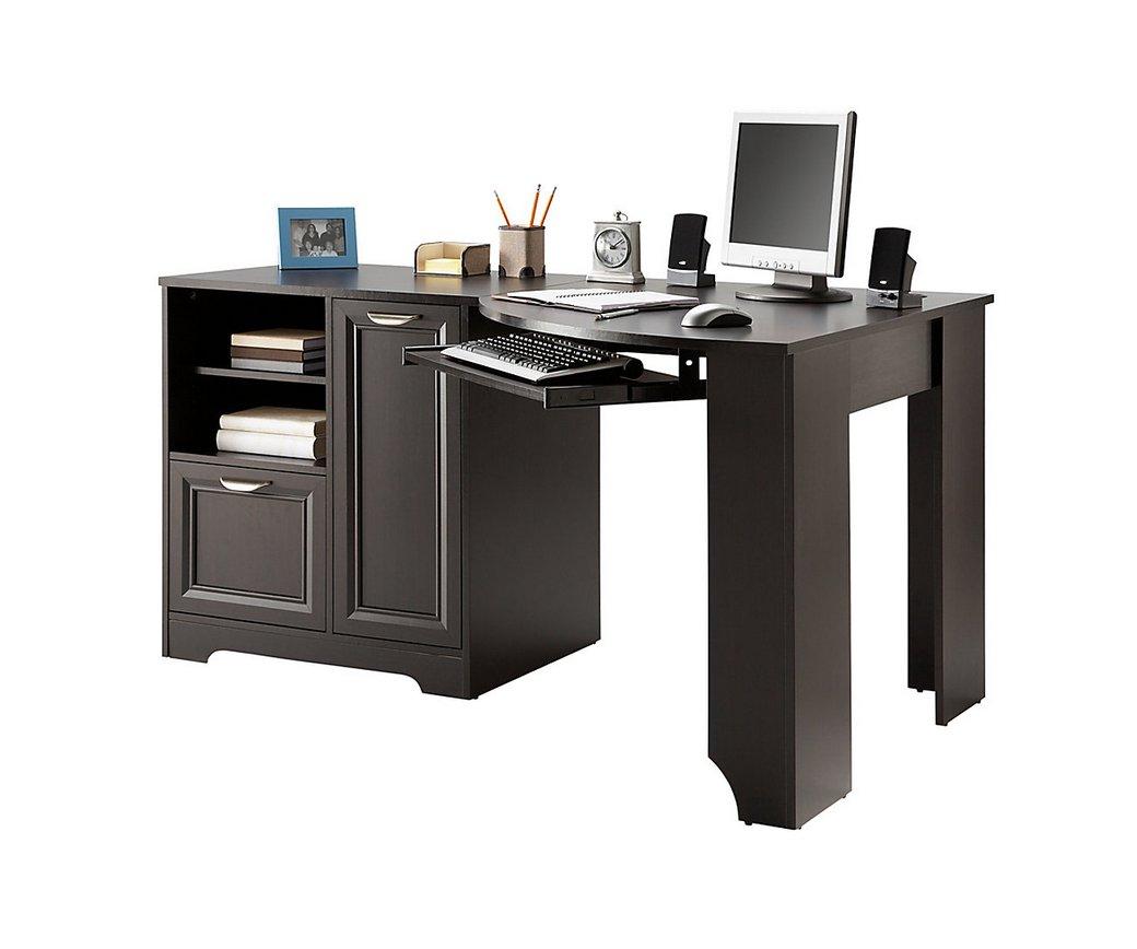Realspace Magellan Collection Corner Desk 30 H X 59 1 2 W