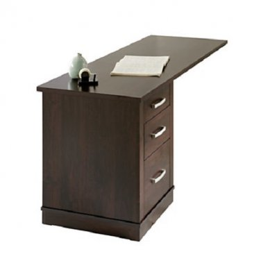Sauder Office Port Collection, Library Return, Dark Alder