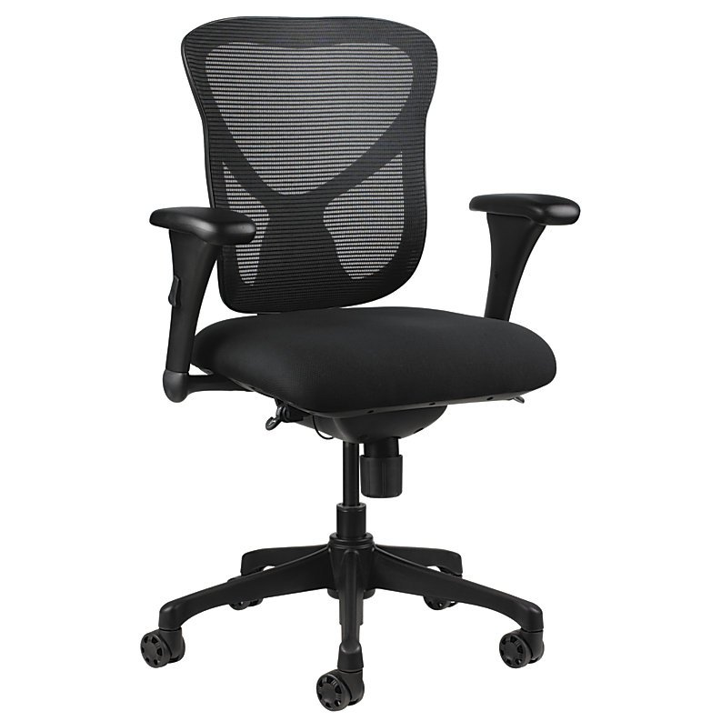 WorkPro 769T Commercial Office Task Chair, Black (493993)