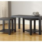 Altra Coffee Table & End Tables, Black