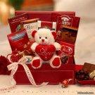 Valentine Gift Goodie basket