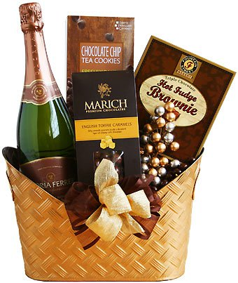 Champagne Giftbasket