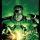GREEN LANTERN # 50 BLACKEST NIGHT (2010)