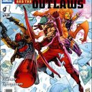 RED HOOD AND THE OUTLAWS ANNUAL # 1 (2013) THE NEW 52