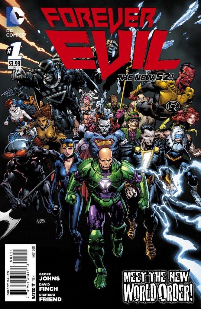Forever Evil #1 [2013] *The New 52*
