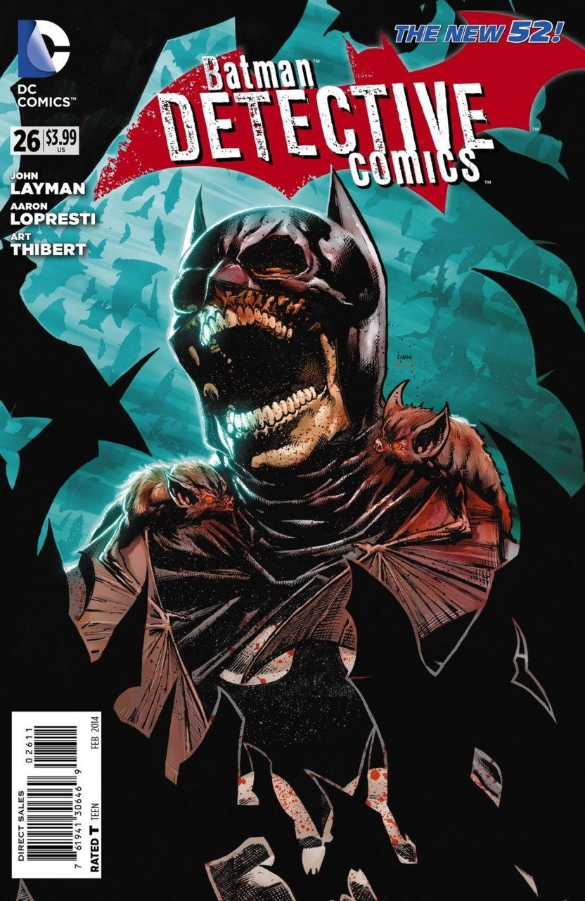 Detective Comics #26 [2014] VF/NM *The New 52*
