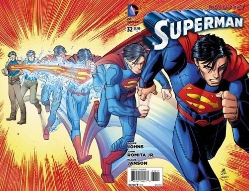 Superman #32 VF/NM (2014) *The New 52!*