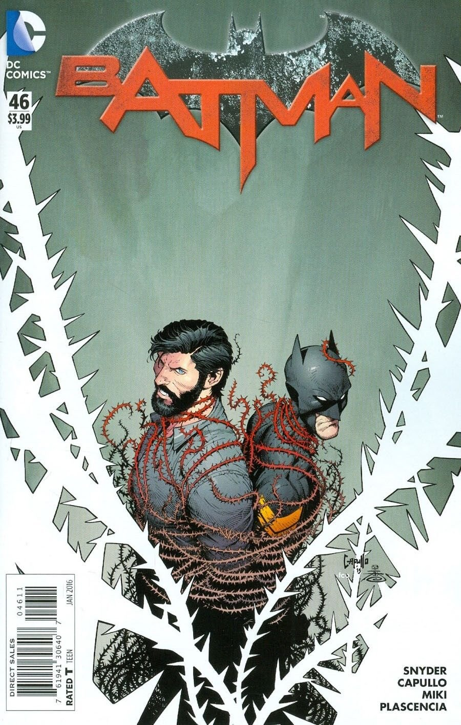 Batman (Vol 2) #46 [2015] VF/NM DC Comics