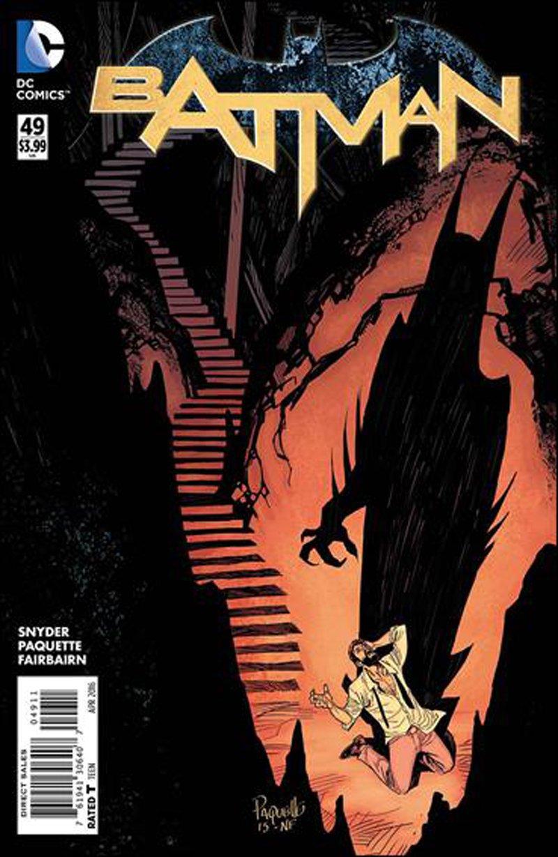 Batman #49 [2016] VF/NM DC Comics