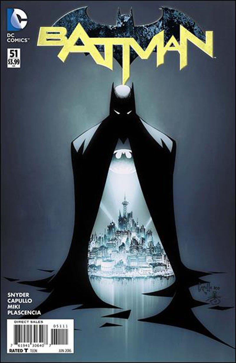 Batman #51 [2016] VF/NM DC Comics