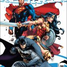 Justice League: Rebirth #1 Joe Madureira Variant Cover [2016] VF/NM DC Comics