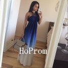 A-Line Prom Dress,Halter Prom Dresses,Long Evening Dress