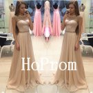 Cap Sleeve Prom Dress,Long Prom Dresses,Evening Dress