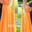 One Shoulder Prom Dress,A-Line Prom Dresses,Evening Dress