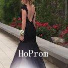 Floor Length Prom Dress,Backless Prom Dresses,Evening Dress