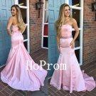 Floor Length Prom Dress,Mermaid Prom Dresses,Evening Dress