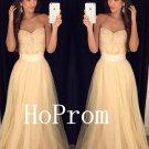 Sweetheart Prom Dress,A-Line Prom Dresses,Evening Dress