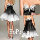 Short Chiffon Homecoming Dress,Sweetheart Homecoming Dresses,Prom Dress