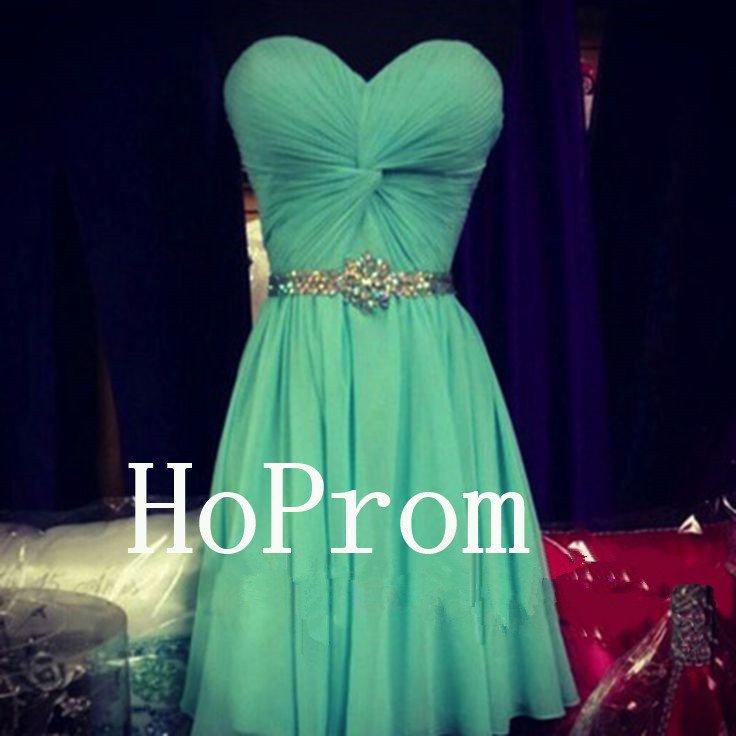 Short Mini Prom Dress,Sweetheeart Prom Dresses,Evening Dress