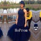 Halter Beading Prom Dress,Sheath Prom Dresses 2017