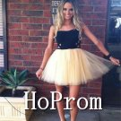 Strapless Prom Dress,Short Mini Prom Dresses  2017