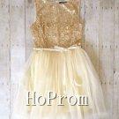 A-Line Homecoming Dresses,Sequins Prom Dresses