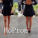 Long Sleeve Homecoming Dresses,Lace Chiffon Prom Dresses