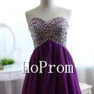 Sweetheart Prom Dress,Short Mini Prom Dresses