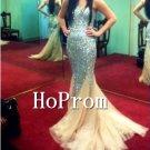 Sparkly Strapless Prom Dresses,Sheath Prom Dresses