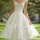 Knee Length Prom Dresses,V-Neck Prom Dresses