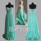 A-Line Prom Dresses,Beading Prom Dress