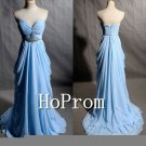 Elegant Chiffon Prom Dresses,A-Line Prom Dress